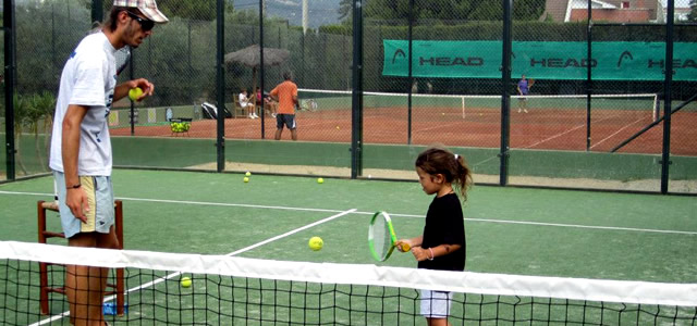 Our tennis school